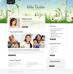 Medical PSD  Template 54068