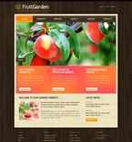 Agriculture PSD  Template 54078