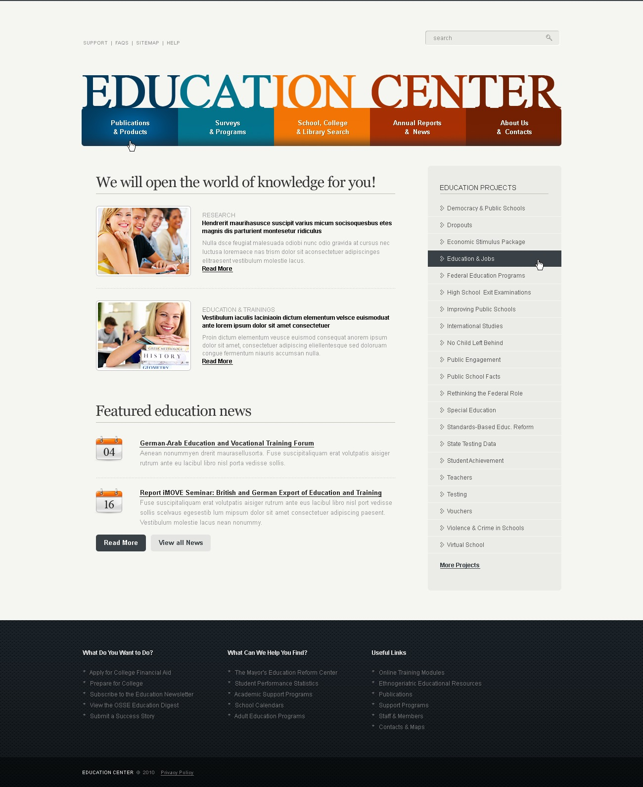 The Education Center PSD Design 54082, one of the best PSD templates of its kind (education, wide), also known as education center PSD template, college PSD template, science PSD template, admission PSD template, faculty PSD template, department PSD template, class PSD template, alumni PSD template, student PSD template, professor PSD template, enrollment PSD template, union PSD template, library PSD template, auditorium PSD template, graduate PSD template, direction PSD template, tests PSD template, entrance PSD template, examination PSD template, exam PSD template, sport PSD template, community PSD template, party PSD template, administration PSD template, rector PSD template, head PSD template, dean PSD template, college and related with education center, college, science, admission, faculty, department, class, alumni, student, professor, enrollment, union, library, auditorium, graduate, direction, tests, entrance, examination, exam, sport, community, party, administration, rector, head, dean, college, etc.
