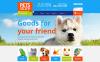 Адаптивный Shopify шаблон №54004 на тему магазин для животных New Screenshots BIG