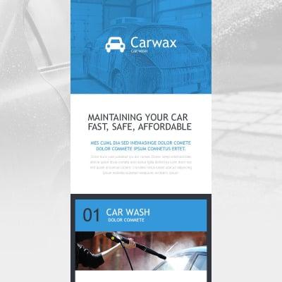 car wash templates templatemonster