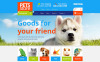 Responsywny szablon Shopify #54004 na temat: sklep zoologiczny New Screenshots BIG