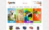 Responzivní PrestaShop motiv na téma Obchod pro zvířata New Screenshots BIG