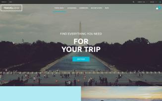 Travel Gear PrestaShop Theme