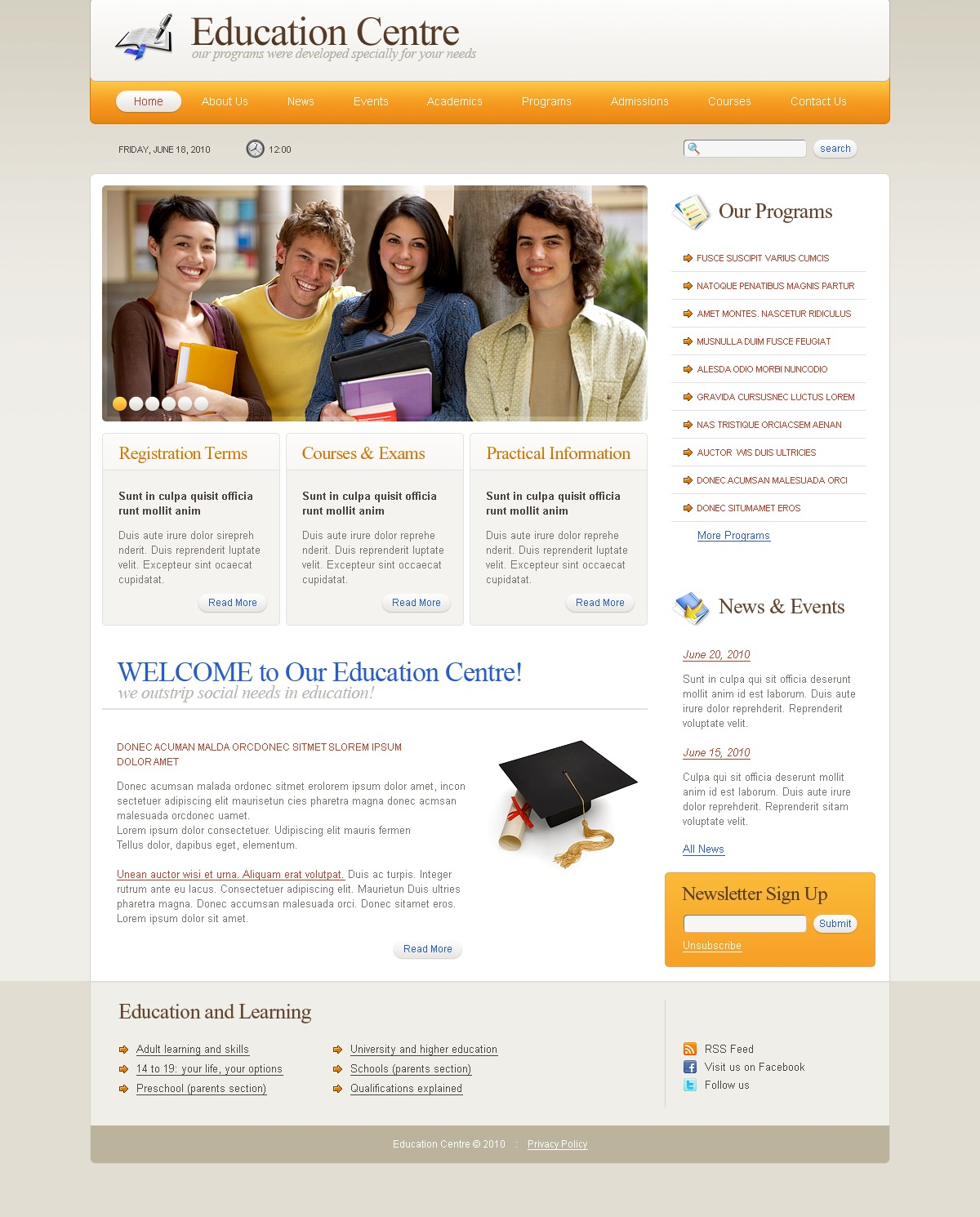 The Education Center PSD Design 54144, one of the best PSD templates of its kind (education, flash 8, wide), also known as education center PSD template, college PSD template, science PSD template, admission PSD template, faculty PSD template, department PSD template, class PSD template, alumni PSD template, student PSD template, professor PSD template, enrolment PSD template, union PSD template, library PSD template, auditorium PSD template, graduate PSD template, direction PSD template, tests PSD template, entrance PSD template, examination PSD template, exam PSD template, sport PSD template, community PSD template, party PSD template, administration PSD template, rector PSD template, head PSD template, dean PSD template, college and related with education center, college, science, admission, faculty, department, class, alumni, student, professor, enrolment, union, library, auditorium, graduate, direction, tests, entrance, examination, exam, sport, community, party, administration, rector, head, dean, college, etc.