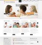 Communications PSD  Template 54145