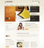 Hotels PSD  Template 54160