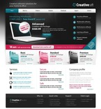 Software PSD  Template 54163