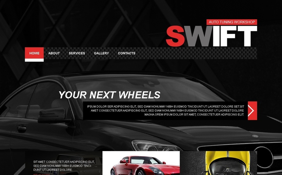 PSD Template over Auto Tuning  New Screenshots BIG