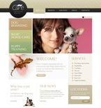 Animals & Pets PSD  Template 54184