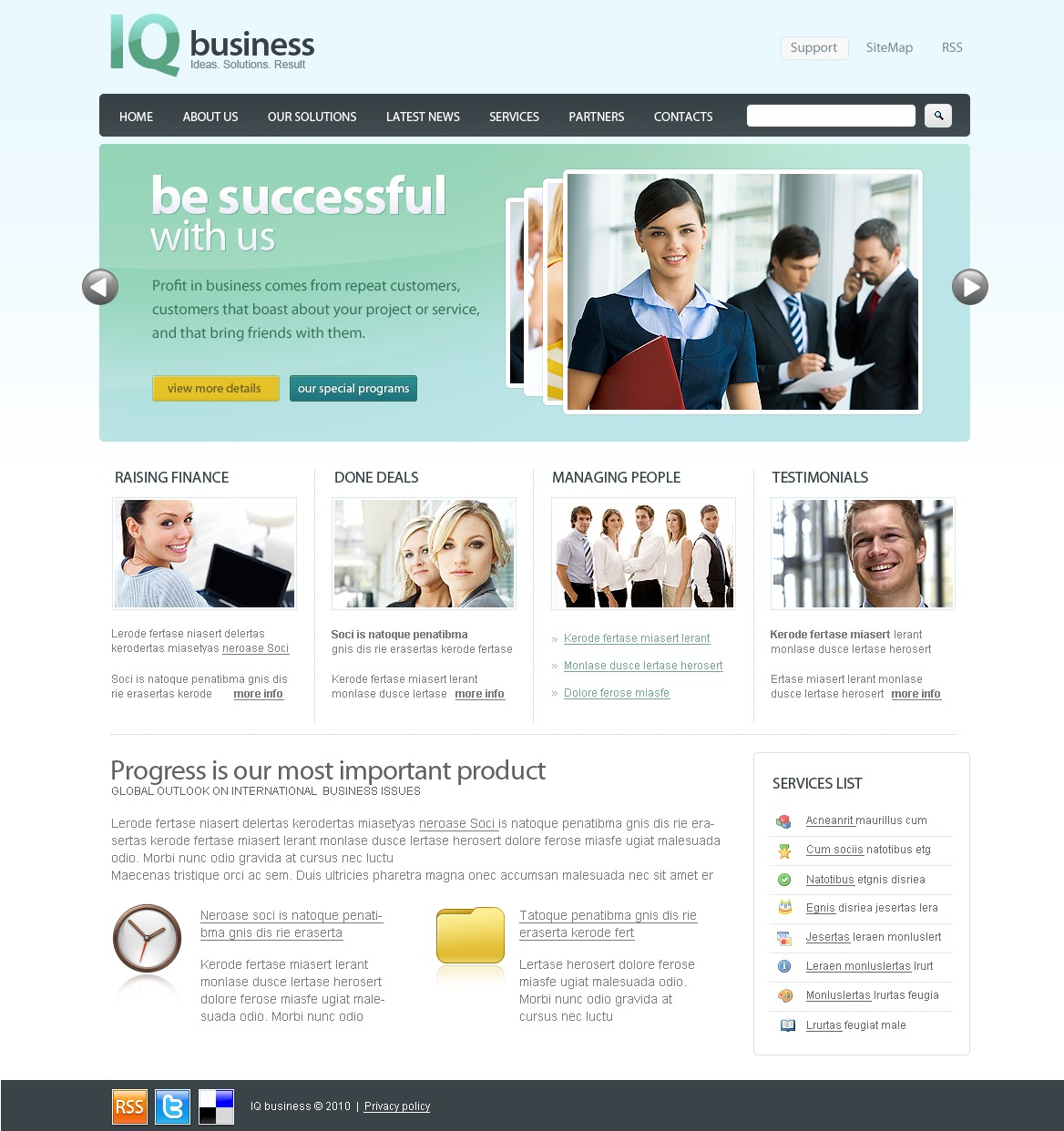 The Iq Business Company PSD Design 54191, one of the best PSD templates of its kind (business, wide, jquery), also known as iq business company PSD template, corporate solutions PSD template, innovations PSD template, contacts PSD template, service PSD template, support PSD template, information dealer PSD template, stocks PSD template, team PSD template, success PSD template, money PSD template, marketing PSD template, director PSD template, manager PSD template, analytics PSD template, planning PSD template, limited PSD template, office PSD template, sales and related with iq business company, corporate solutions, innovations, contacts, service, support, information dealer, stocks, team, success, money, marketing, director, manager, analytics, planning, limited, office, sales, etc.