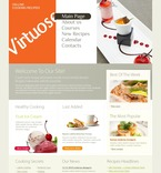 Food & Drink PSD  Template 54194