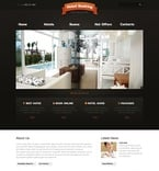 Hotels PSD  Template 54216