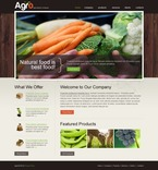 Agriculture PSD  Template 54217