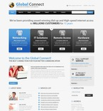 Communications PSD  Template 54221