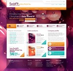 Software PSD  Template 54239