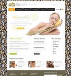 Beauty PSD  Template 54242