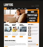 Law PSD  Template 54245