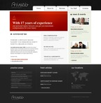 Law PSD  Template 54258