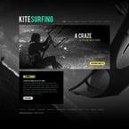 Sport PSD  Template 54260