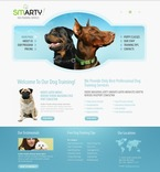 Animals & Pets PSD  Template 54264