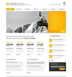 Communications PSD  Template 54284