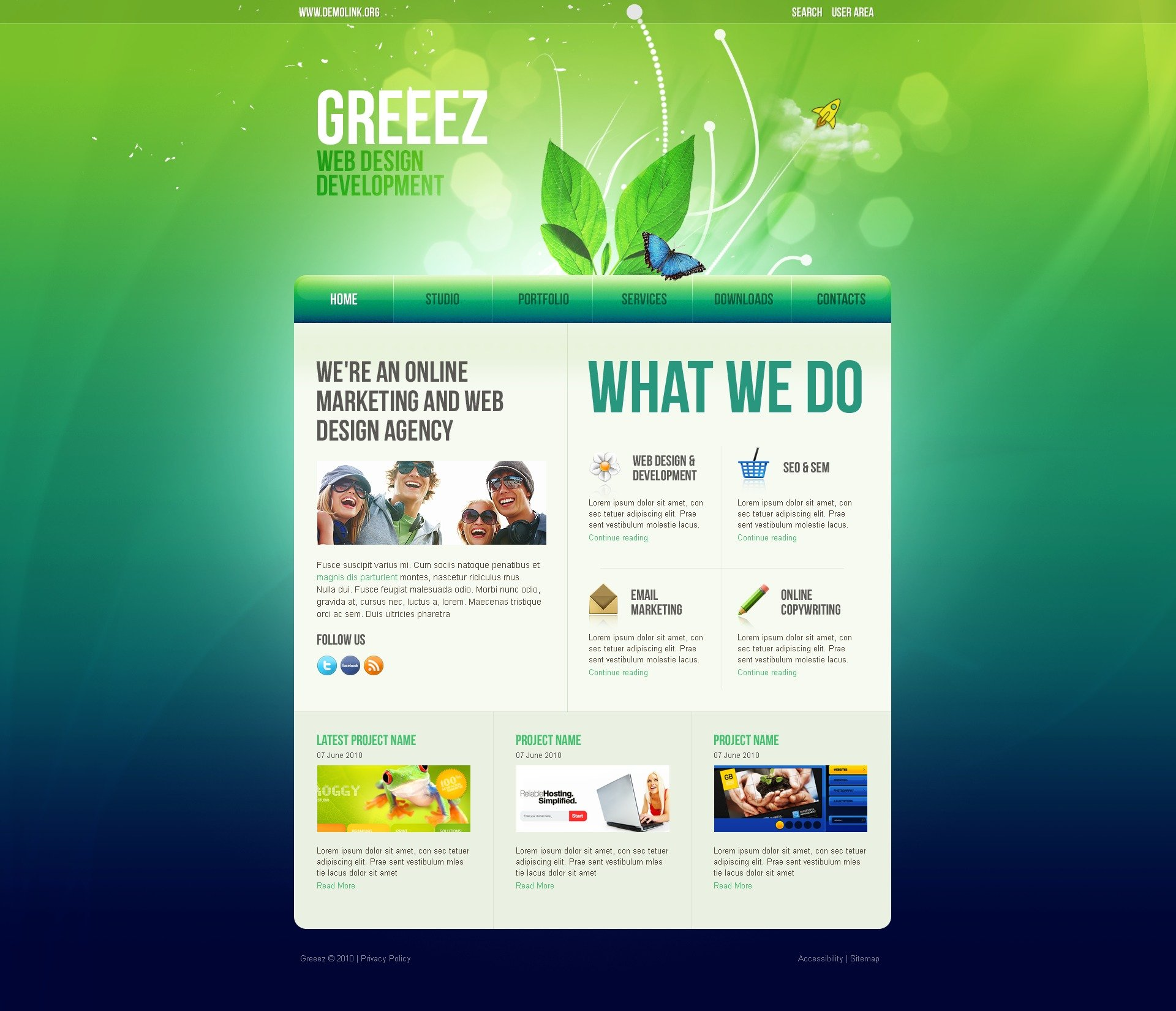 The Greeez Design Studio PSD Design 54312, one of the best PSD templates of its kind (web design, flash 8, wide), also known as greeez design studio PSD template, creative art gallery PSD template, artists PSD template, painting PSD template, painters PSD template, web development PSD template, webmasters PSD template, designers PSD template, internet PSD template, www PSD template, sites PSD template, web design PSD template, webpage PSD template, personal portfolio and related with greeez design studio, creative art gallery, artists, painting, painters, web development, webmasters, designers, internet, www, sites, web design, webpage, personal portfolio, etc.