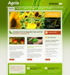 Agriculture PSD  Template 54313