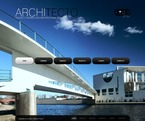 Architecture PSD  Template 54321