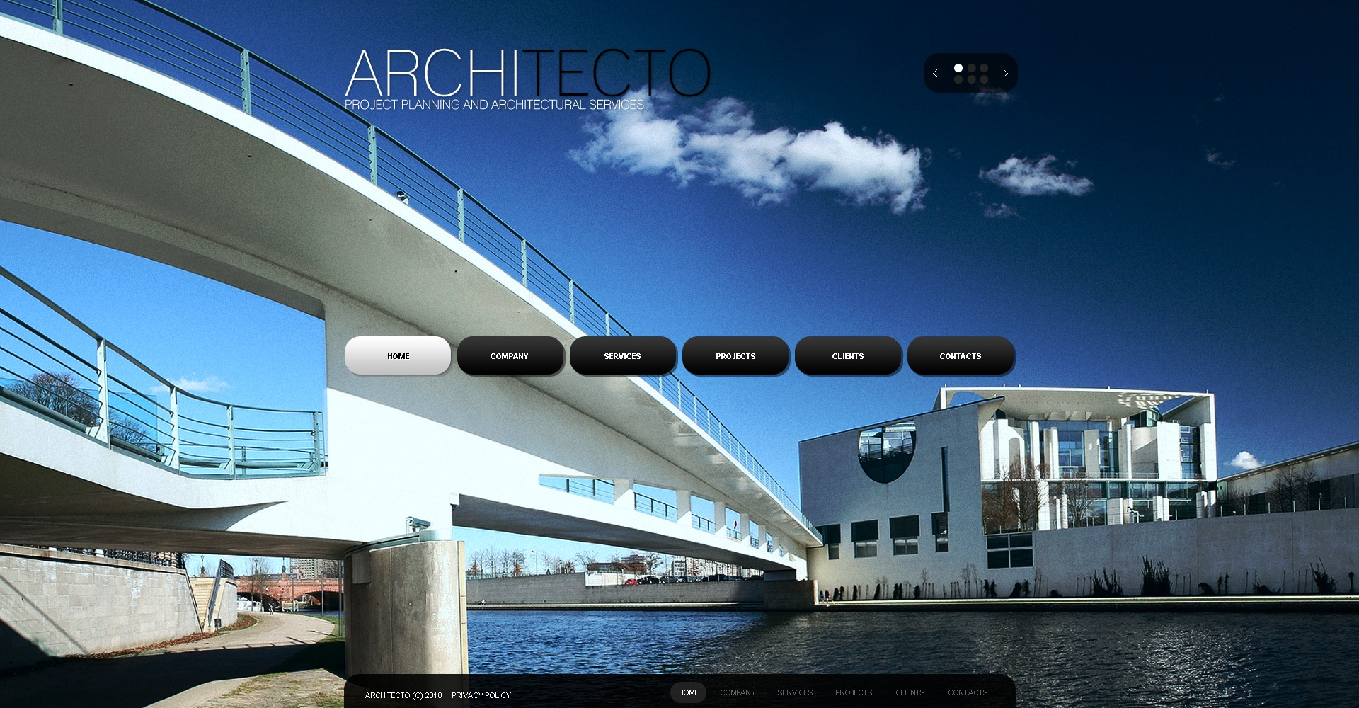 The Architecto Architecture Company PSD Design 54321, one of the best PSD templates of its kind (architecture, most popular, wide, jquery), also known as architecto architecture company PSD template, buildings PSD template, technology PSD template, innovation PSD template, skyscrapers PSD template, projects PSD template, constructions PSD template, houses PSD template, work PSD template, team PSD template, strategy PSD template, services PSD template, support PSD template, planning solutions design PSD template, non-standard PSD template, creative ideas PSD template, catalogue PSD template, windows PSD template, doors PSD template, equipme and related with architecto architecture company, buildings, technology, innovation, skyscrapers, projects, constructions, houses, work, team, strategy, services, support, planning solutions design, non-standard, creative ideas, catalogue, windows, doors, equipme, etc.