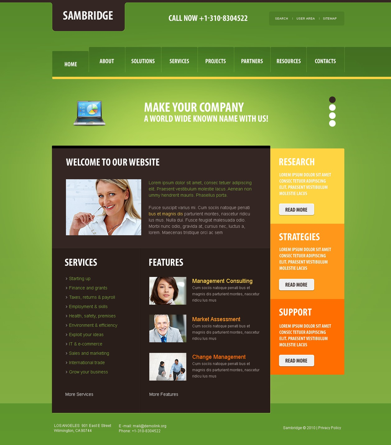 The Sambridge Business Company PSD Design 54326, one of the best PSD templates of its kind (business, wide, jquery), also known as sambridge business company PSD template, corporate solutions PSD template, innovations PSD template, contacts PSD template, service PSD template, support PSD template, information dealer PSD template, stocks PSD template, team PSD template, success PSD template, money PSD template, marketing PSD template, director PSD template, manager PSD template, analytics PSD template, planning PSD template, limited PSD template, office PSD template, sales and related with sambridge business company, corporate solutions, innovations, contacts, service, support, information dealer, stocks, team, success, money, marketing, director, manager, analytics, planning, limited, office, sales, etc.