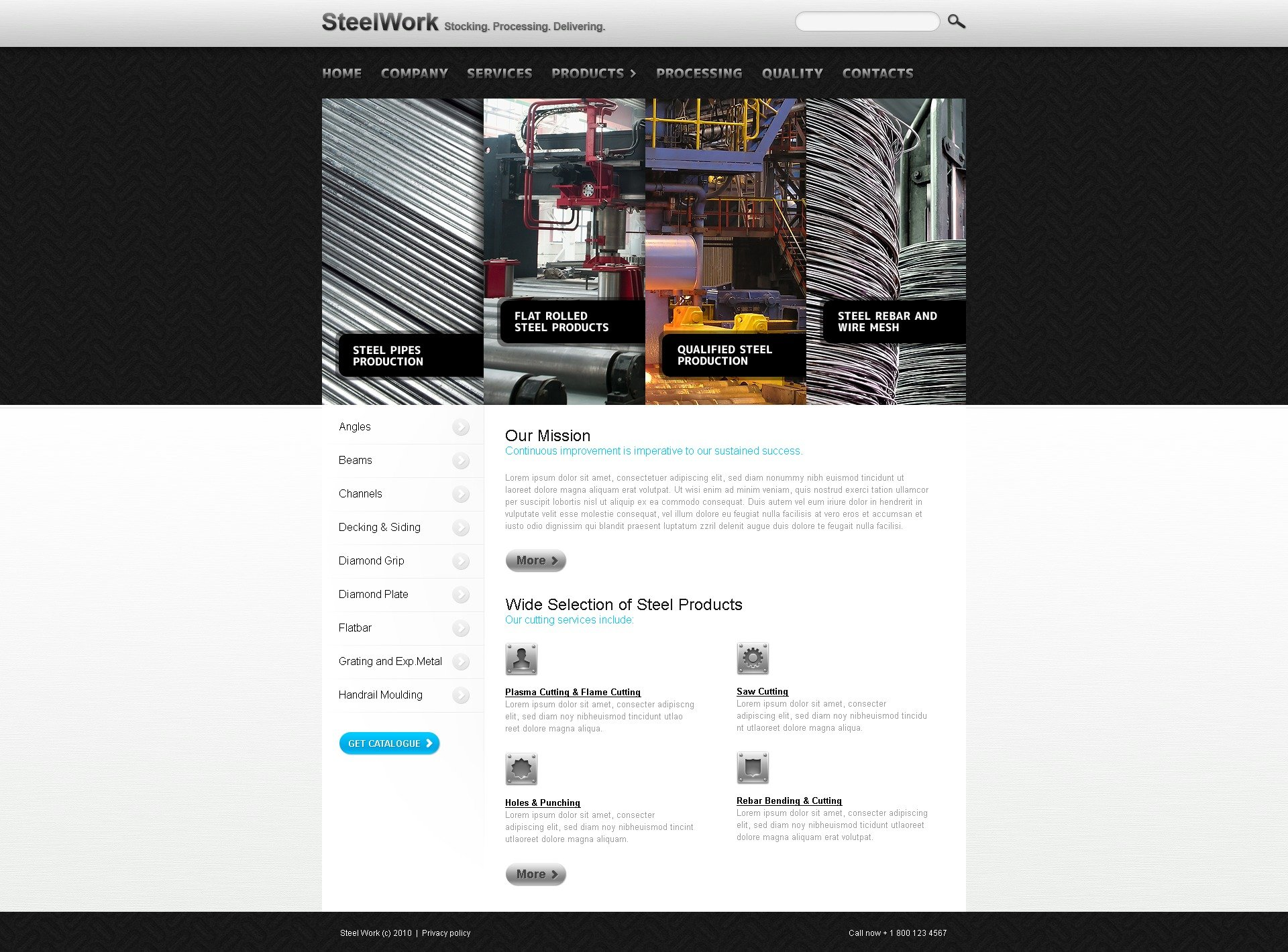 The Steel Work PSD Design 54335, one of the best PSD templates of its kind (industrial, flash 8, wide), also known as steel work PSD template, processing PSD template, welding company PSD template, industry PSD template, steel PSD template, workshop PSD template, business PSD template, modern facility PSD template, scarf PSD template, autogenous PSD template, oxy-acetylene PSD template, arc PSD template, staff PSD template, about PSD template, us PSD template, products PSD template, contacts PSD template, industry PSD template, pick PSD template, process PSD template, quality PSD template, construction PSD template, excellent PSD template, aftercare PSD template, service PSD template, delivery PSD template, time PSD template, work PSD template, job  succe and related with steel work, processing, welding company, industry, steel, workshop, business, modern facility, scarf, autogenous, oxy-acetylene, arc, staff, about, us, products, contacts, industry, pick, process, quality, construction, excellent, aftercare, service, delivery, time, work, job  succe, etc.
