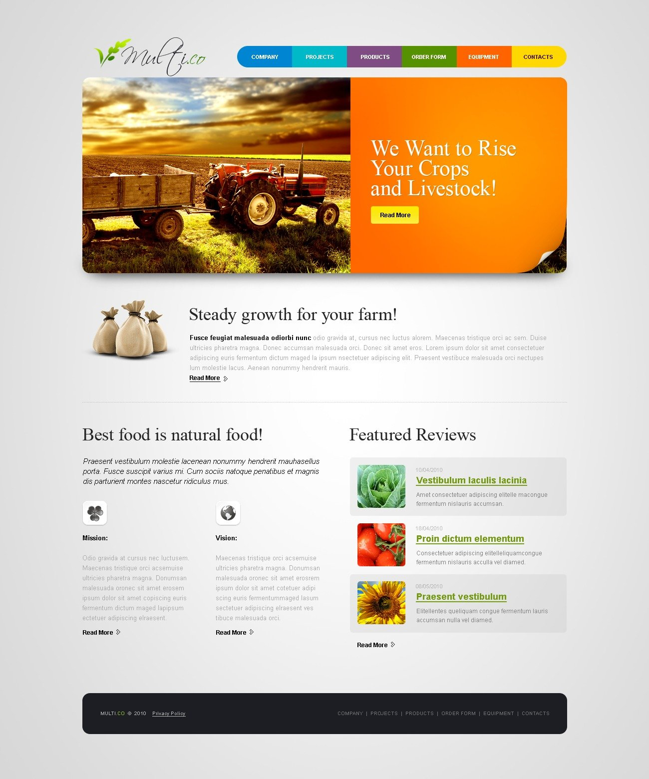 The Multi Company PSD Design 54350, one of the best PSD templates of its kind (agriculture, flash 8, wide), also known as multi company PSD template, agriculture company PSD template, business PSD template, grain-crops PSD template, cereals PSD template, field PSD template, combine PSD template, harvest PSD template, farming PSD template, plants PSD template, services PSD template, products solutions PSD template, market PSD template, delivery PSD template, resource PSD template, grassland PSD template, equipment PSD template, nitrates PSD template, fertilizer PSD template, clients PSD template, partners PSD template, innovations PSD template, support PSD template, information dealer PSD template, stocks PSD template, tea and related with multi company, agriculture company, business, grain-crops, cereals, field, combine, harvest, farming, plants, services, products solutions, market, delivery, resource, grassland, equipment, nitrates, fertilizer, clients, partners, innovations, support, information dealer, stocks, tea, etc.