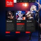 Sport PSD  Template 54358
