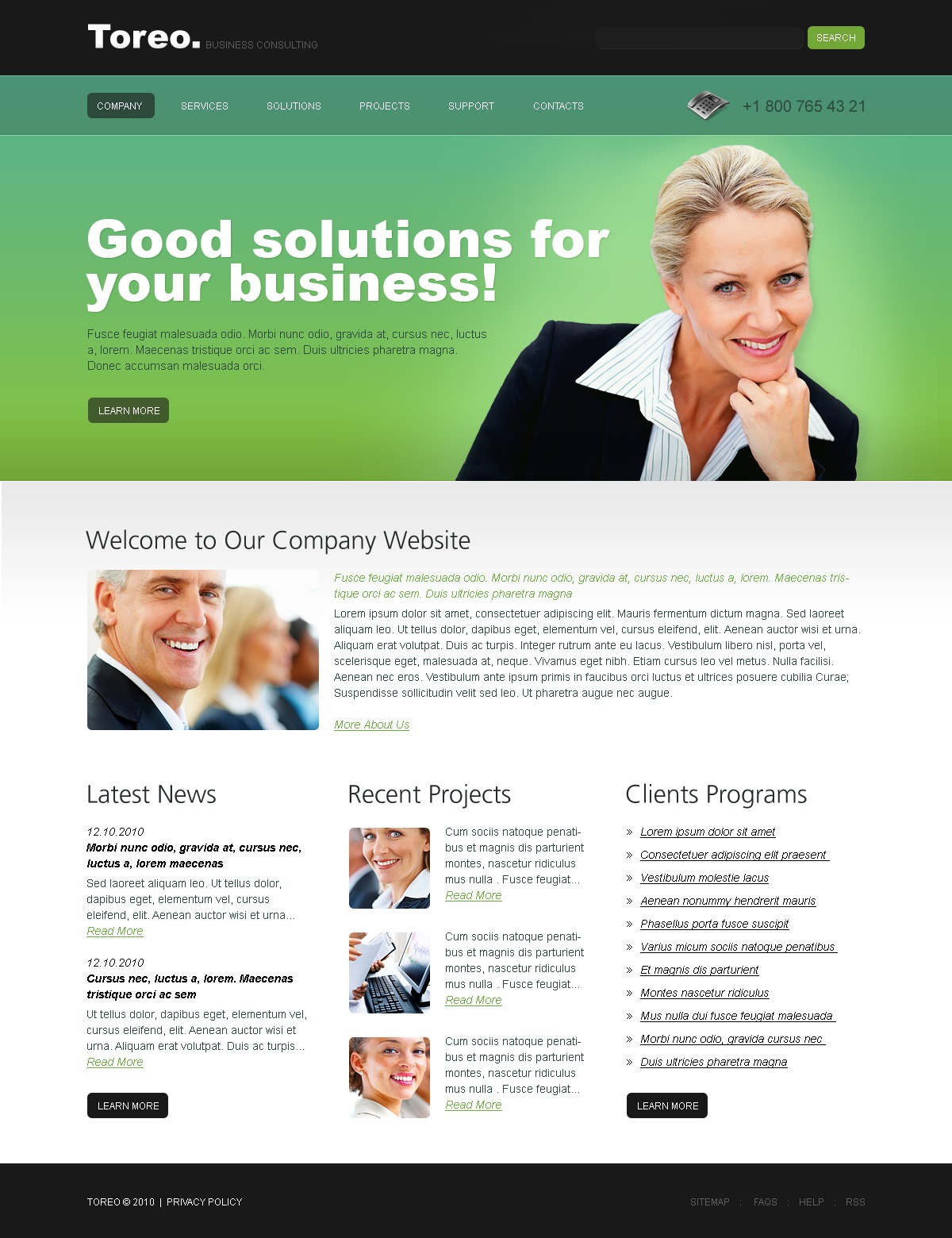 The Toreo Business Company PSD Design 54364, one of the best PSD templates of its kind (business, flash 8, wide), also known as toreo business company PSD template, corporate solutions PSD template, innovations PSD template, contacts PSD template, service PSD template, support PSD template, information dealer PSD template, stocks PSD template, team PSD template, success PSD template, money PSD template, marketing PSD template, director PSD template, manager PSD template, analytics PSD template, planning PSD template, limited PSD template, office PSD template, sales and related with toreo business company, corporate solutions, innovations, contacts, service, support, information dealer, stocks, team, success, money, marketing, director, manager, analytics, planning, limited, office, sales, etc.