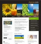 Agriculture PSD  Template 54383