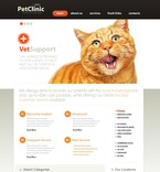 Animals & Pets PSD  Template 54396