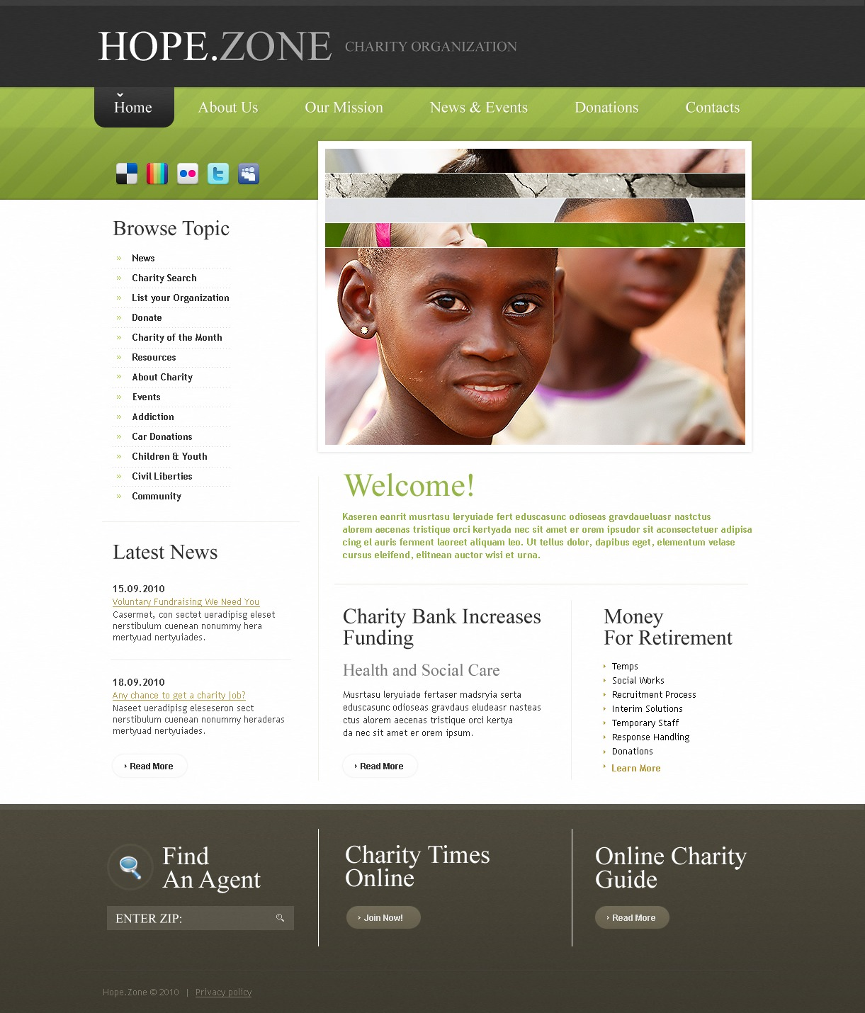 The Hope Zone PSD Design 54407, one of the best PSD templates of its kind (charity, wide, jquery), also known as hope zone PSD template, children PSD template, charity PSD template, organization PSD template, children PSD template, indigent PSD template, donation PSD template, adoption PSD template, relief PSD template, fund PSD template, pecuniary PSD template, aid PSD template, non-profit PSD template, mission PSD template, team PSD template, work PSD template, department PSD template, work PSD template, project PSD template, children PSD template, events PSD template, partner and related with hope zone, children, charity, organization, children, indigent, donation, adoption, relief, fund, pecuniary, aid, non-profit, mission, team, work, department, work, project, children, events, partner, etc.