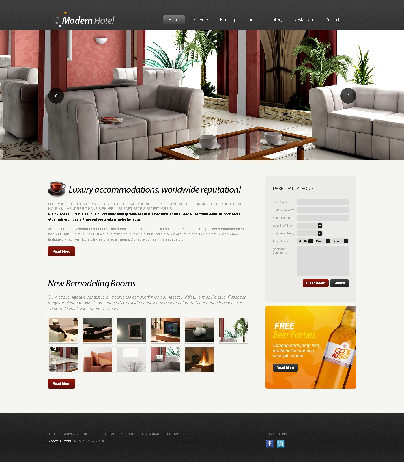 The Modern Hotel PSD Design 54427, one of the best PSD templates of its kind (hotels, flash 8, wide), also known as modern hotel PSD template, royal motel PSD template, PSD template PSD template, exotic PSD template, building PSD template, events PSD template, interior PSD template, cozy PSD template, comfortable room PSD template, spacious PSD template, light PSD template, modern rest PSD template, pool PSD template, floor PSD template, stairs PSD template, staff PSD template, reception PSD template, testimonial PSD template, service PSD template, offer PSD template, booking PSD template, reservation PSD template, order PSD template, location PSD template, security PSD template, wedding PSD template, cerem and related with modern hotel, royal motel, PSD template, exotic, building, events, interior, cozy, comfortable room, spacious, light, modern rest, pool, floor, stairs, staff, reception, testimonial, service, offer, booking, reservation, order, location, security, wedding, cerem, etc.