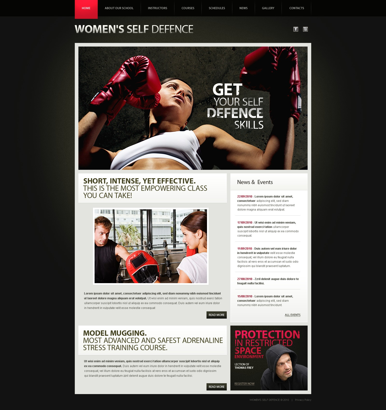 The Women Self PSD Design 54430, one of the best PSD templates of its kind (sport, flash 8, wide), also known as women self PSD template, defence PSD template, fighting PSD template, video PSD template, tickers PSD template, photos PSD template, champions PSD template, championship PSD template, sport and related with women self, defence, fighting, video, tickers, photos, champions, championship, sport, etc.