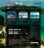 Travel PSD  Template 54440