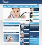 Sport PSD  Template 54447