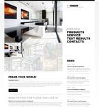 Furniture PSD  Template 54448