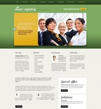 Law PSD  Template 54467