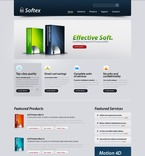 Software PSD  Template 54506