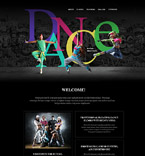 Night Club Muse  Template 54539
