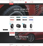 Cars Magento Template 54541