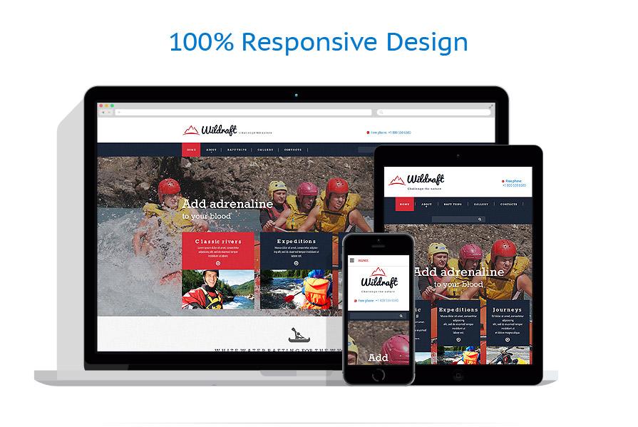 Modèles HTML5 Sport #54542