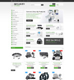 Security Shopify Template 54547