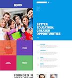 Education Joomla  Template 54555
